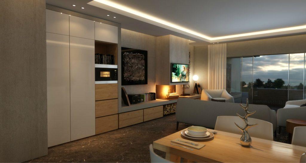 New Giza Duplex Apartment