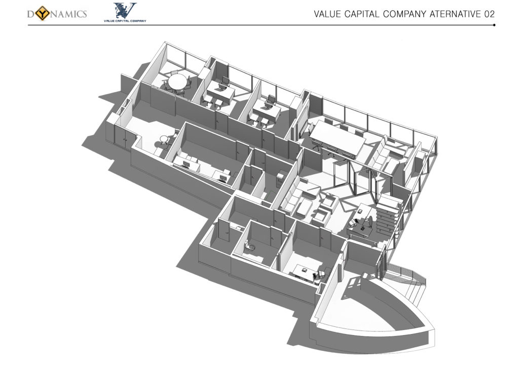 Smart Village Concordia Building