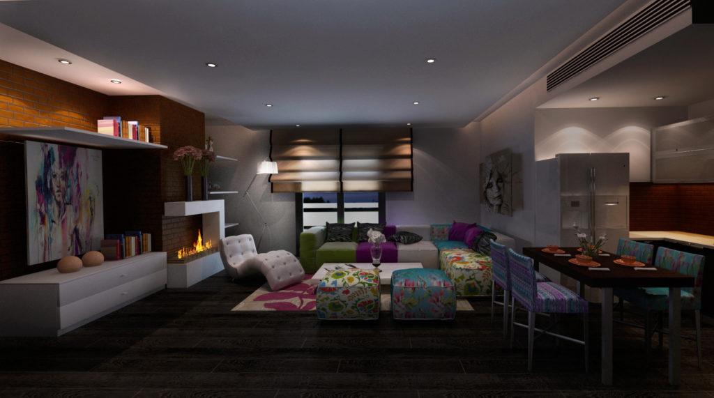 Kattamia Duplex Apartment