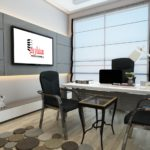 Emaar Mivida Business park offices 1